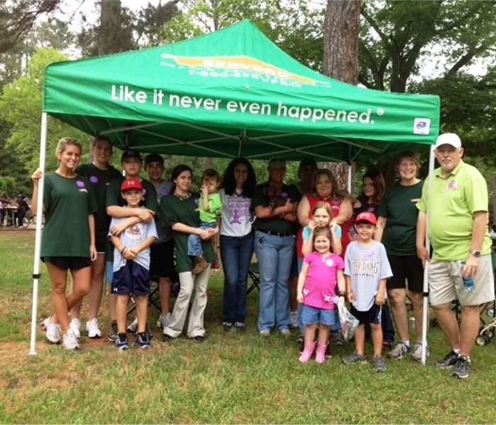 SERVPRO of Macon supports the Bibb County March of Dimes Organization